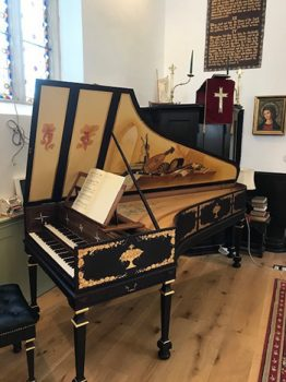 Gotto Harpsichord