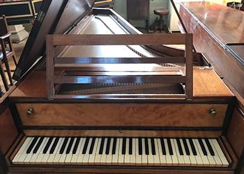 Saint Paul's Studio 1780 English Harpsichord